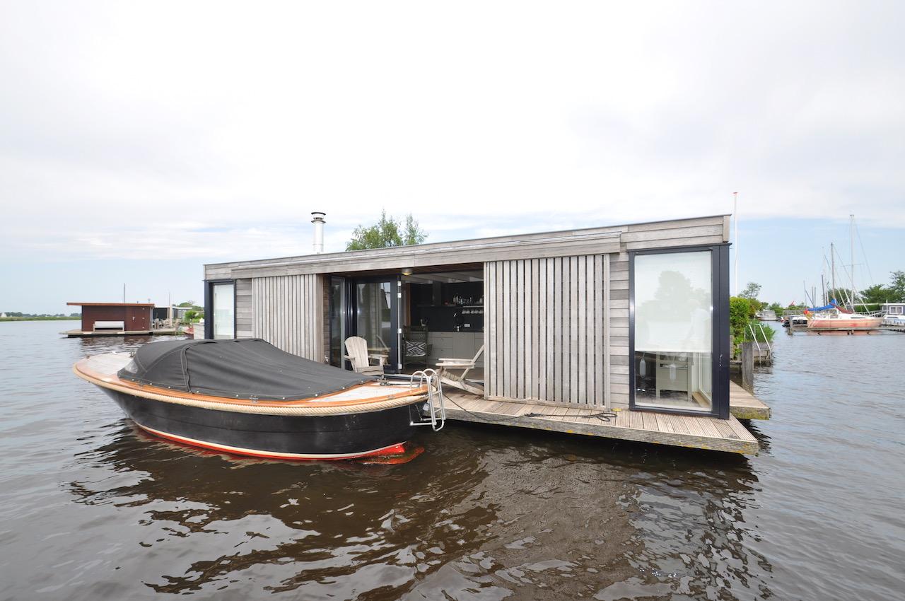 Wonen Op Woonboot : Conduct vastgoed exclusief wonen